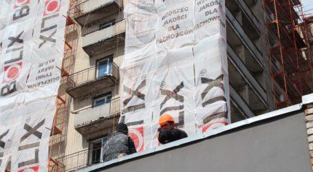 У Кам'янському почалась реконструкція готелю «Зоря»