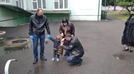 Ще одна прийомна родина виникла сьогодні в Кам'янському