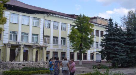 Кам'янське передає реконструкцію аварійної школи в область