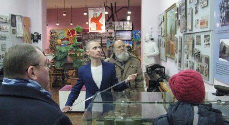 Які музеї існують в Кам'янському