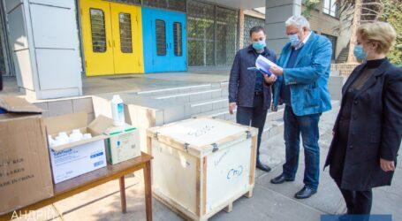 Каменская больница № 7 получила цифровой рентген-аппарат