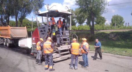 Дорожні ремонти, роковини статусу міста Кам'янського та відсутній потерпілий в анонсованому суді