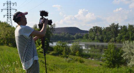 До зйомок кіно про річки України, розпочатих в Кам'янському, долучилась Канівщина