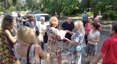 Проти встановлення нового майданчика для відходів виступили мешканці кількох будинків в Кам'янському