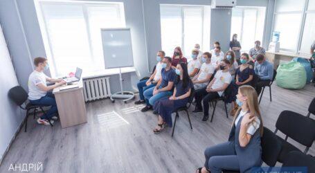 Молодь Кам'янського отримала на свято новий центр саморозвитку