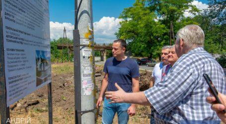 В Романково началось строительство первой в поселке амбулатории