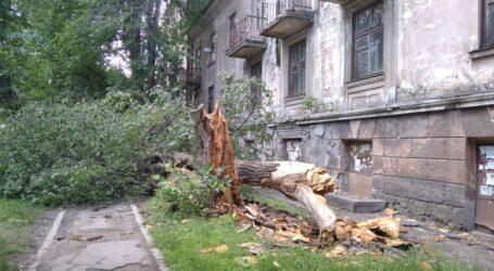 Погода в Кам'янському: примхи та різкі зміни почастішають