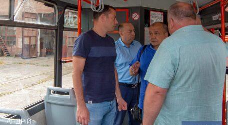 На маршруты Каменского выйдут трамваи из Чехии