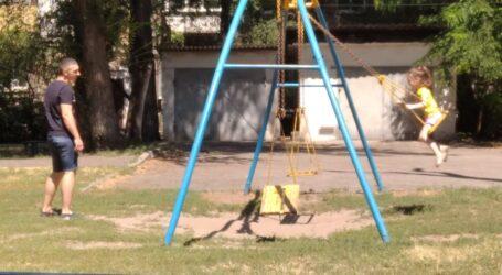 Про дитячий травматизм та дворові гойдалки в Кам'янському