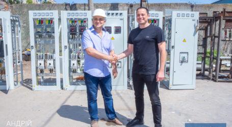 В Каменском завершаются работы по переводу жителей Соцгорода и «БАМа» на электроотопление