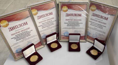 Педагоги Кам'янського здобули рекордну кількість медалей