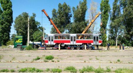 Вскоре на маршруты Каменского выйдет еще один чешский трамвай