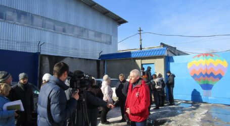 Підприємство біля Запоріжжя-Кам'янського хоче випускати 2,5 тисячі тон фарби на рік