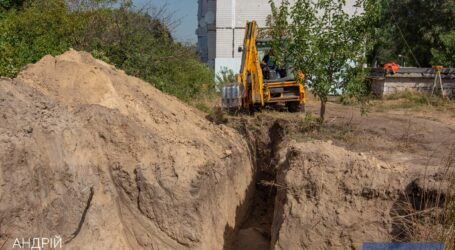 В Романково началась модернизация сетей для решения проблемы домов по Гастелло