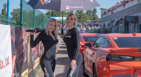 В Каменском состоялись зрелищные автогонки «United Time Attack Series»