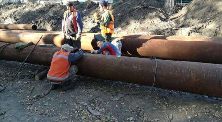 Будні водоканалу в Кам'янському: заміна колектора та пошуки підземного «джерела»