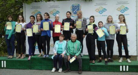 Кам'янчани вибороли 27 медалей чемпіонату області з веслування