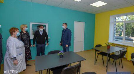 Инфекционное отделение детской городской больницы открыли после капремонта в Каменском