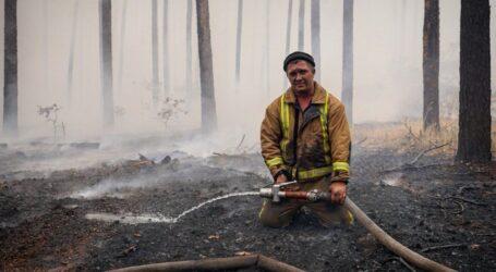 Чим займаються пожежні Кам'янського, коли не рятують котів