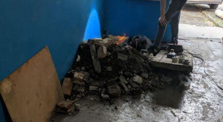 Гучна історія про аварію опалення в житловому будинку Кам'янського має шасливий кінець