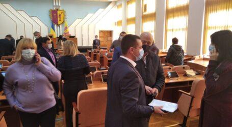 Всі фракції та перші оцінки депутатської активності в міськраді Кам'янського