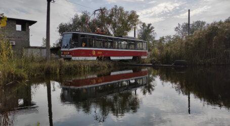 Почому трамвай в Кам'янському: мрії комунальних транспортників