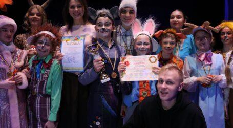 Юні студійці Кам'янського театру перемогли у Всеукраїнському фестивалі