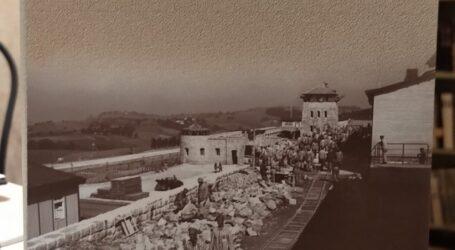 Жахіття німецького Маутгаузена: у бібліотеці Кам'янського з'вилась книга про німецький концтабір