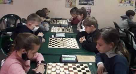 У Кам'янському змагались юні шашисти