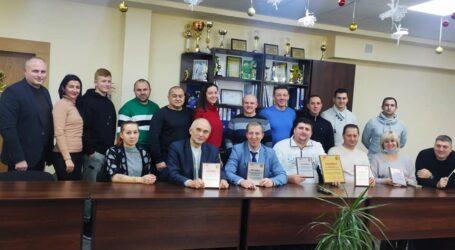 У Кам'янскій ДЮСШ №4 підвели підсумки роботи міської федерації тхеквондо ВТФ