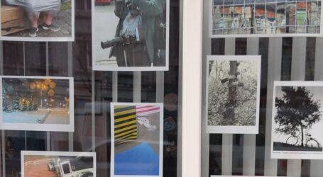 Кам'янська бібліотека відкрила фотовиставку прямо у вікні