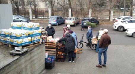 Доставка харчів додому на Дніпропетровщині – стартап, породжений карантином