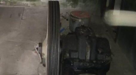 У Кам'янському затримали крадія ліфтового обладнання