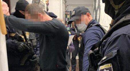 На Дніпропетровщині затримали злочинне угруповання