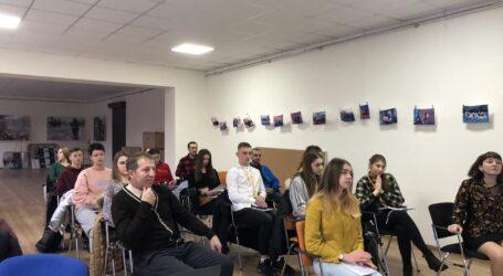 Молодь Кам'янського вчили лідерству
