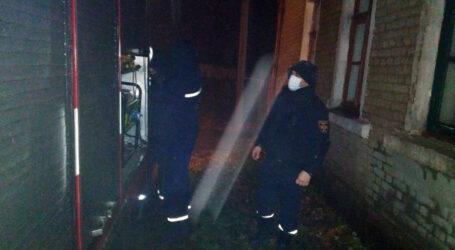 Рятувальники Кам'янського допомогли хворій на інсульт жінці