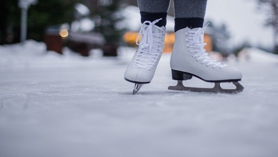 У Кам'янському з 1 березня припиняє роботу льодова ковзанка
