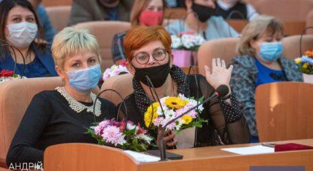 Мэр Каменского поздравил коллег с Днем местного самоуправления