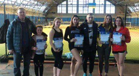 Юні кам'янчани здобули перемоги на Чемпіонаті області з легкої атлетики