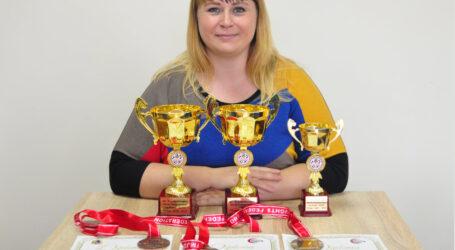 Кам'янчанка отримала річну стипендію як провідний спортсмен Дніпропетровщини