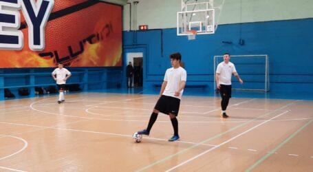 В Каменском прошли матчи среди производственных предприятий и аматорских коллективов