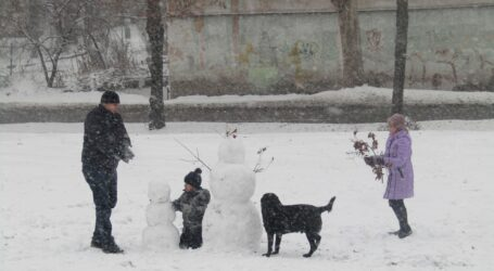 Як одягатися в мороз, щоб не мерзнути на вулиці мешканцям Кам'янського