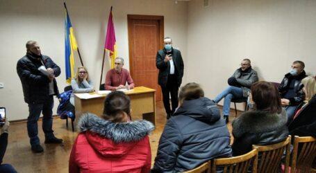 Про вандалізм в житлокомунгоспі говорили представники влади та громади в Кам'янському