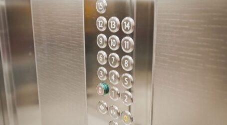 В Каменском восстанавливают работу лифтов