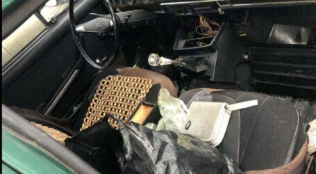 У Кам'янському затримали чоловіка, який обкрадав автомобілі