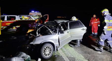 На Дніпропетровщині сталася смертельна автотроща