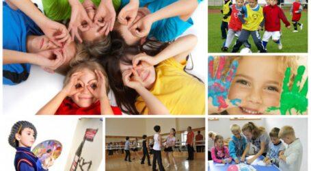 Які дитячі гуртки за інтересами працюють у Кам'янському
