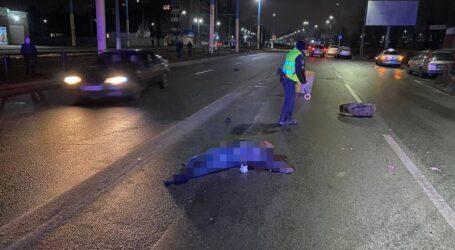 У Кам'янському водій збив пішохода та поїхав додому