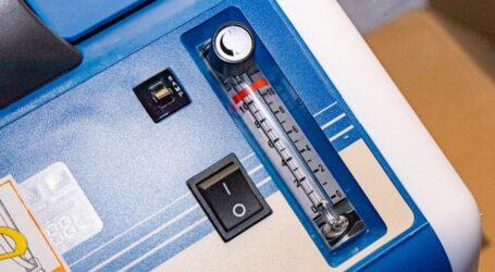 Для лікарень Дніпропетровщини у 2020 році придбали більше двох тисяч кисневих апаратів