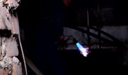 """Реальная ситуация с электроотоплением на Соцгороде и """"БАМе"""" в Каменском (видео)"""